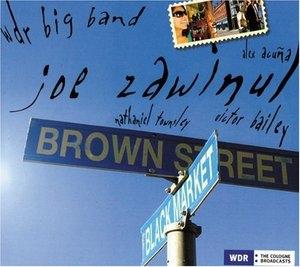 Brown Street album cover