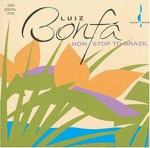 Non-Stop To Brazil album cover