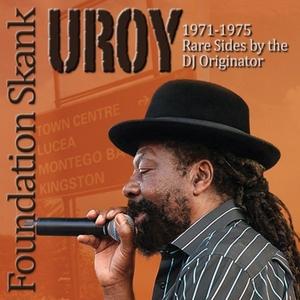 Foundation Skank: Rare Sides By The DJ O... album cover