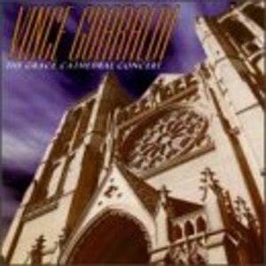 The Grace Cathedral Concert album cover