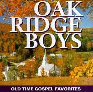 Old Time Gospel Favorites album cover