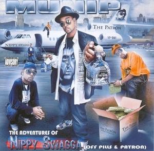 Adventures Of Nippy Swagga album cover