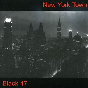 New York Town album cover