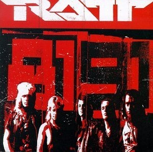 Ratt & Roll 81-91 album cover