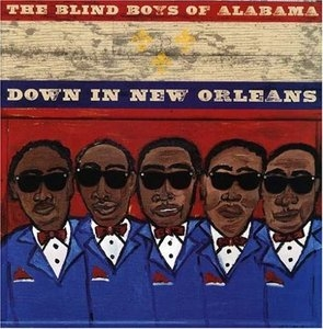 Down In New Orleans album cover