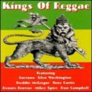 Kings Of Reggae album cover