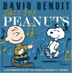 Jazz For Peanuts: A Retrospective Of The Charlie Brown TV Themes album cover