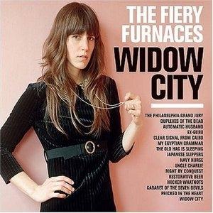 Widow City album cover
