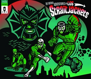 The Further Adventures Of Los Straitjackets album cover