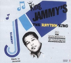King Jammy's The Rhythm King album cover