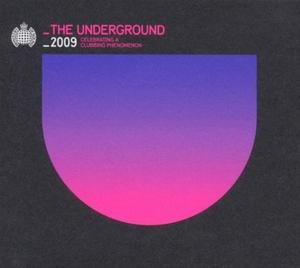 The Underground 2009 album cover