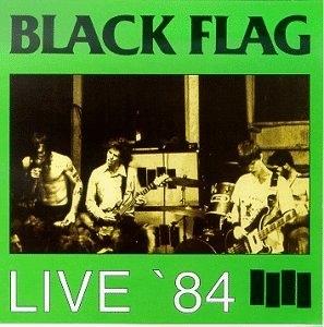 Live '84 album cover
