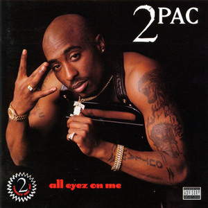 All Eyez On Me album cover