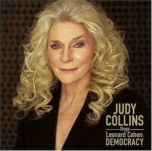 Judy Collins Sings Leonard Cohen: Democracy album cover