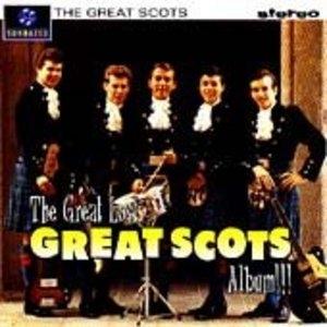 The Great Lost Great Scots Album!!! album cover