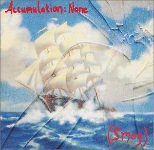 Accumulation: None album cover
