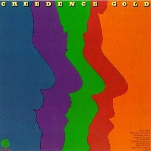 Creedence Gold album cover