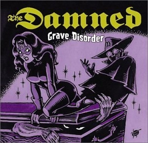 Grave Disorder album cover