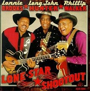 Lone Star Shootout album cover