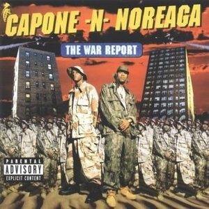 The War Report album cover