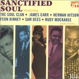 Sanctified Soul album cover