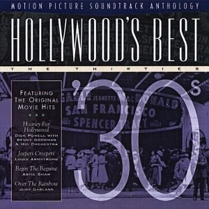 Hollywood's Best: The 30s album cover