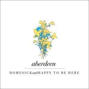Homesick And Happy To Be Here album cover