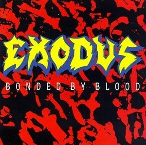 Bonded By Blood album cover