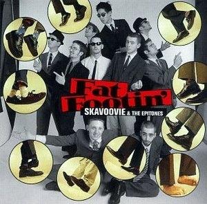 Fat Footin' album cover