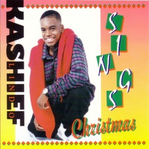 Sings Christmas album cover