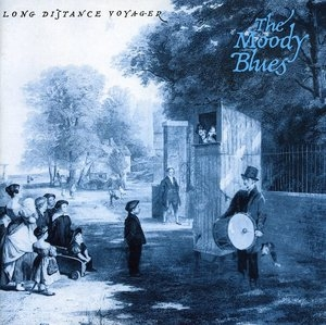 Long Distance Voyager album cover