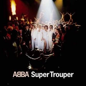 Super Trouper album cover