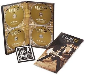 Elvis 75 album cover
