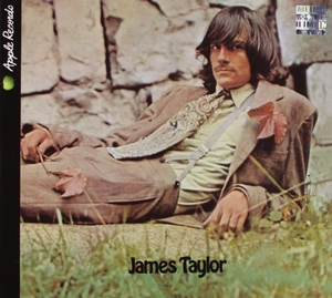 James Taylor (Remastered) album cover