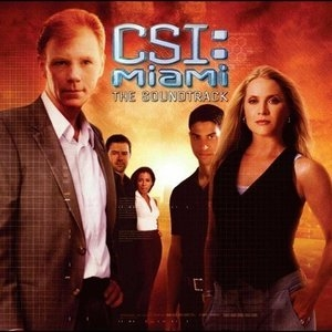 CSI: Miami: The Soundtrack album cover