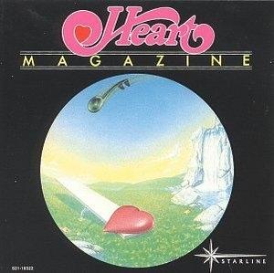 Magazine album cover