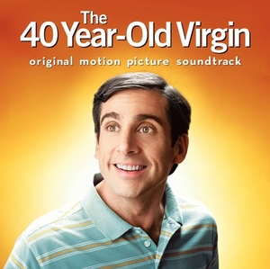 The 40 Year-Old Virgin album cover