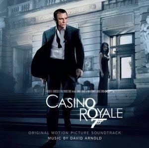 Casino Royale: Original Motion Picture Soundtrack album cover