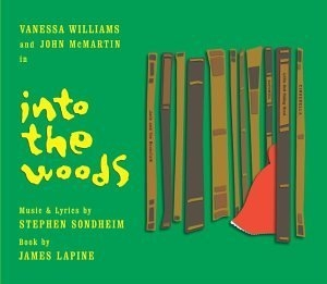 Into The Woods (2002 Brodway Revival Cast) album cover