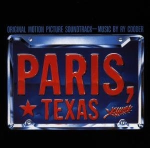 Paris, Texas: Original Motion Picture Soundtrack album cover