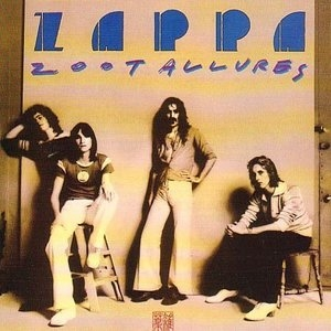 Zoot Allures album cover