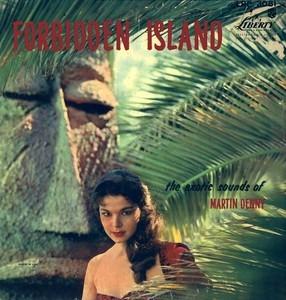 Forbidden Island-Primitiva album cover