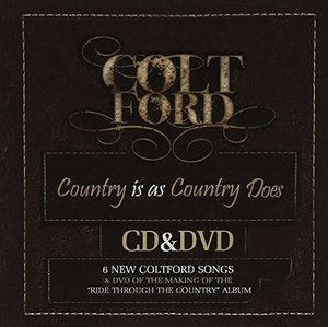 Country Is As Country Does album cover