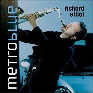 Metro Blue album cover
