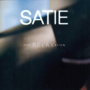 Satie For Relaxation album cover