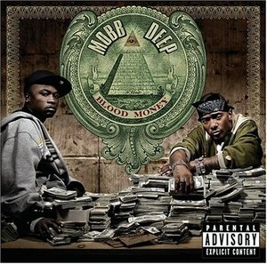 Blood Money album cover