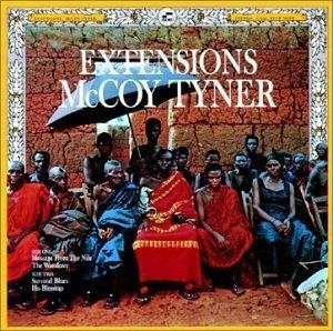Extensions album cover
