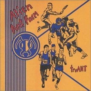 TruANT album cover