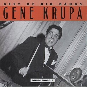 Best Of The Big Bands-Drum Boogie album cover
