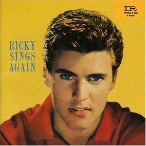 Ricky Sings Again-Songs By Ricky album cover